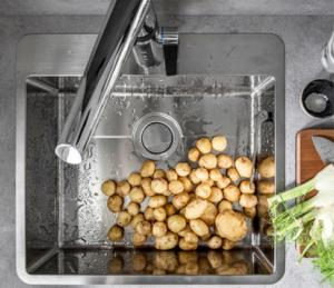 Kjøkkenvasker