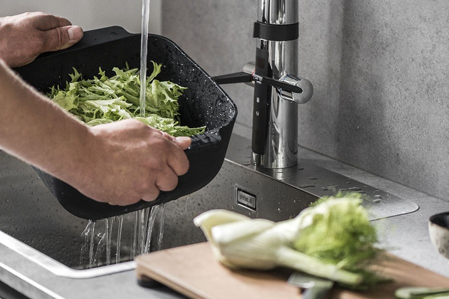 Kjøkkenvask tilbehør