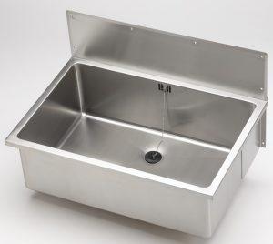 Utslagsvasker for veggmontering